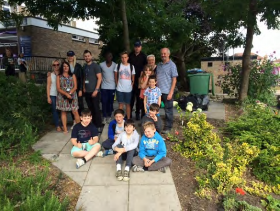 Sherburn Community Clean Up