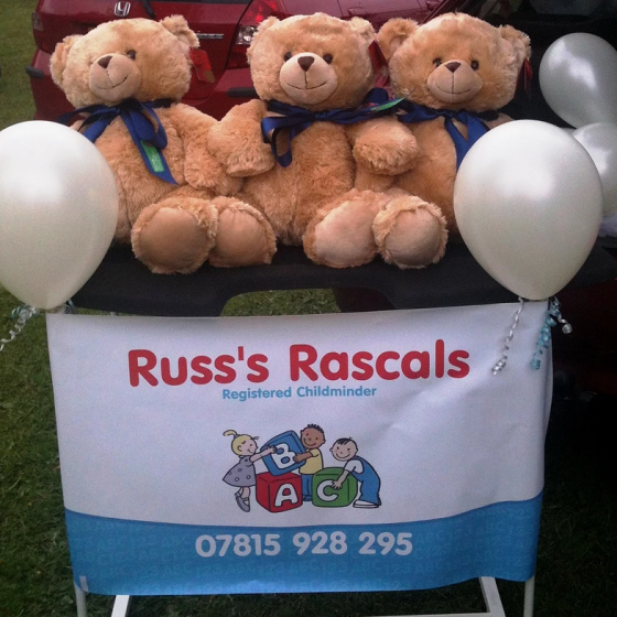 Russ's Rascals Childminder