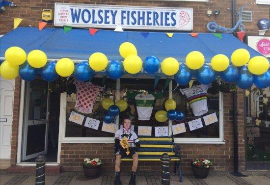 Wolsey Fisheries
