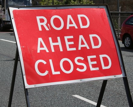 Wolsey Croft Road Closure
