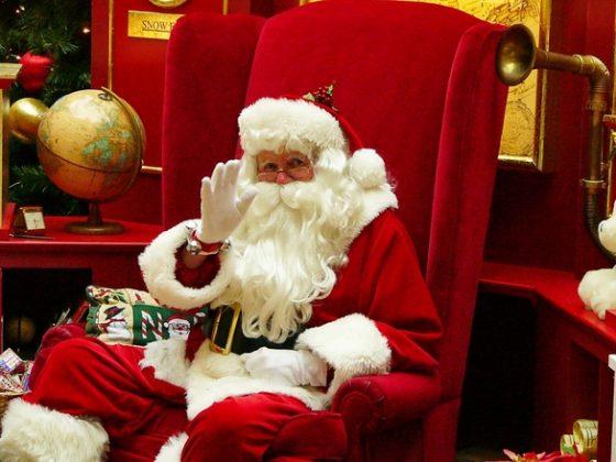 Santa's Sleigh Routes