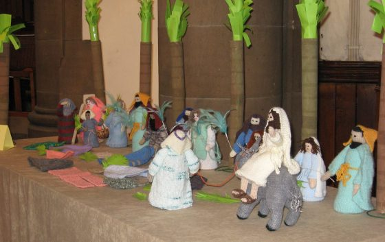 The Knitted Bible Exhibition