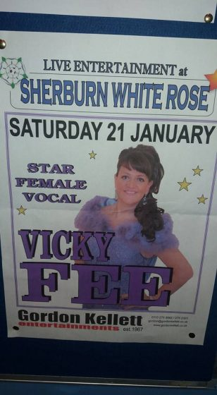 Sherburn White Rose Live Entertainment