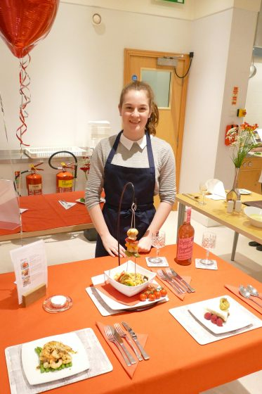 Young Chef Success for Sherburn High Pupil