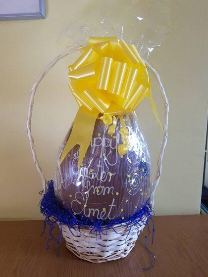 Elmet Lion Easter Eggs