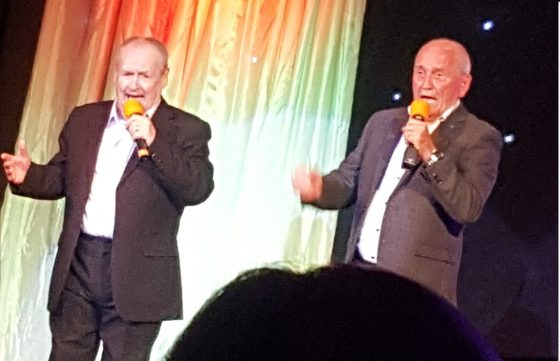 Standing Ovation for Cannon & Ball