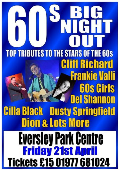 60's Big Night Out