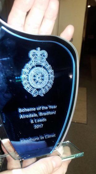 Sherburn's Award Winning Community First Responders