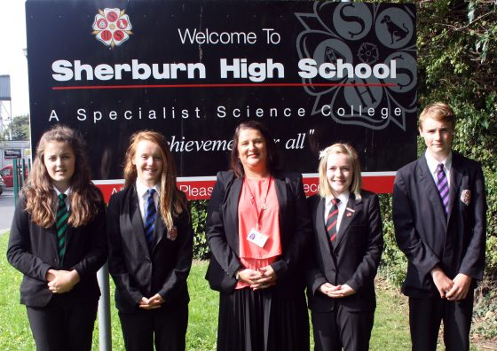 Sherburn High Ofsted Success