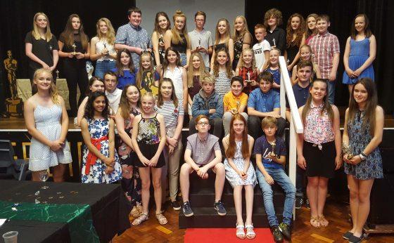 Sherburn High's Annual Sherbie Awards