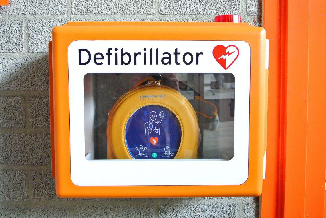 Sherburn Village Defibrillator Information