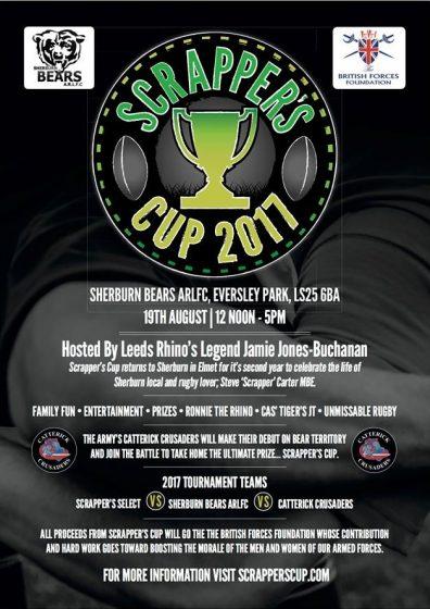 Sherburn Bears Scrappers Cup