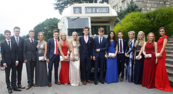 Spectacular Endings - Sherburn High Prom
