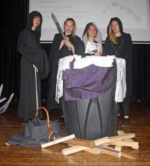 Sherburn High - The Shakespeare Experience!