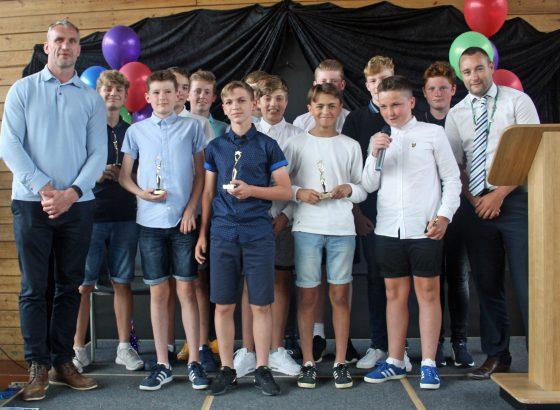 Sporting Greatness at Sherburn High