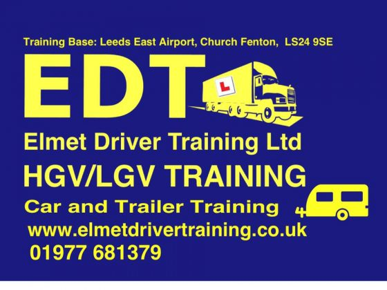 Elmet Driver Training
