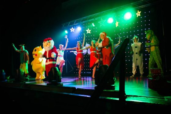 Jingle Bell Bop – Tadcaster Christmas Show