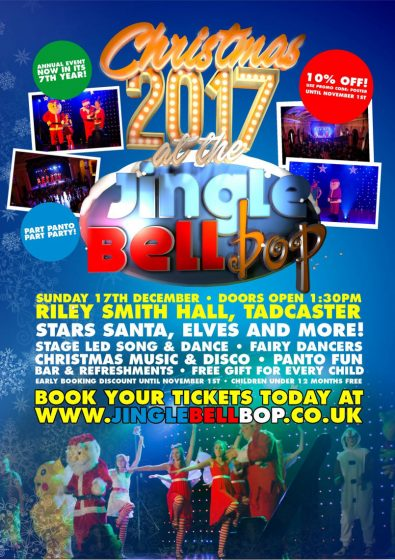 Jingle Bell Bop - Tadcaster Christmas Show