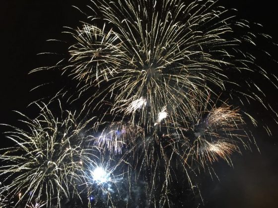 Sherburn White Rose Bonfire & Fireworks