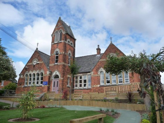 Huge Grant Given for the Old Girls' School
