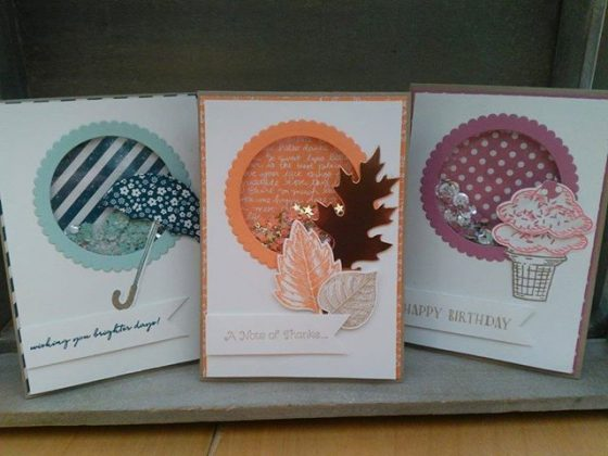 Stampin' Up Papercraft Classes