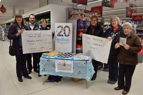 Co-op Members Raise £6,000 for Local Community
