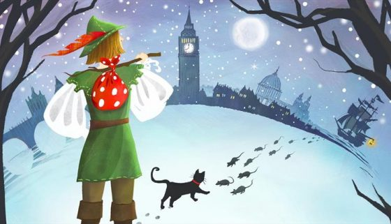 Christmas Pantomime – Dick Whittington and his Cat