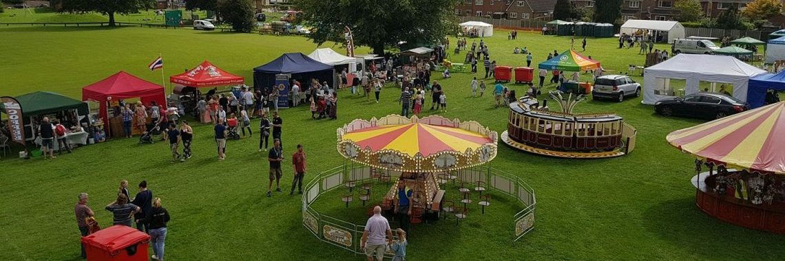 Craft & Food Festival Donates Proceeds to Local Groups and Charities