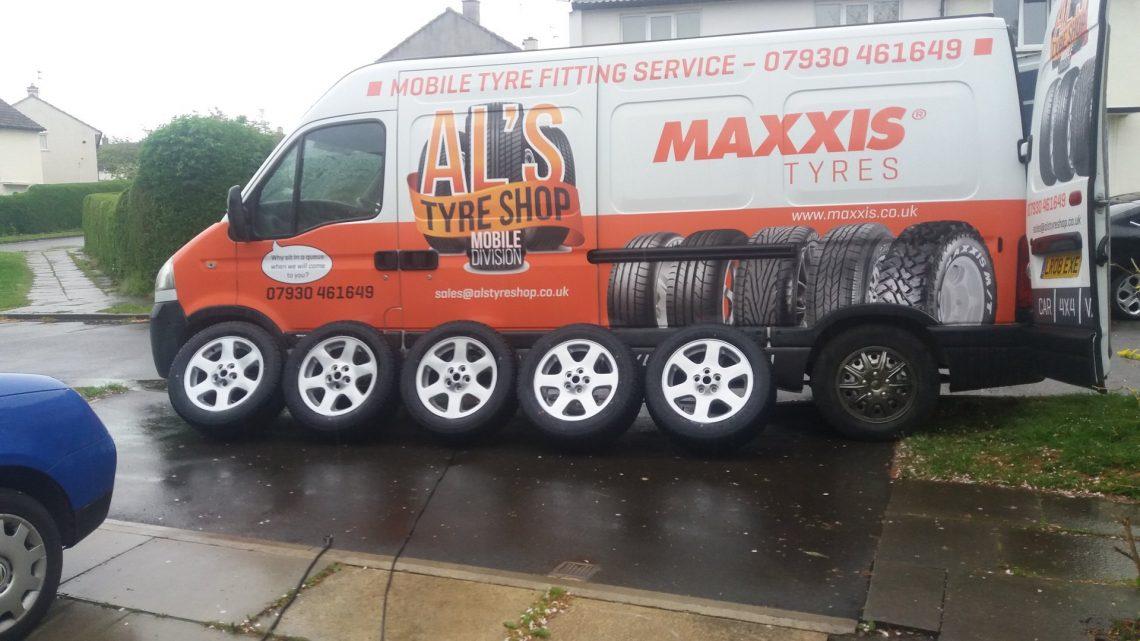 Al's Tyre Shop