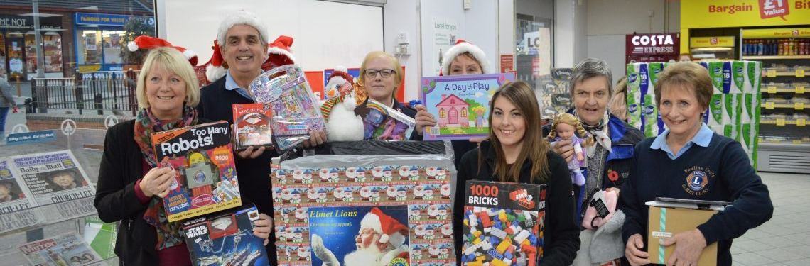 elmet lions first toy appeal