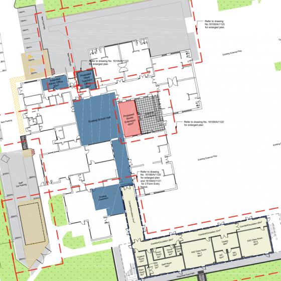 Sherburn Hungate Plans to Expand