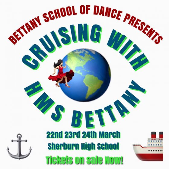 Bettany School of Dance – Cruising with HMS Bettany
