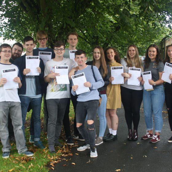 Sherburn High, Finalist in the Educate North Awards