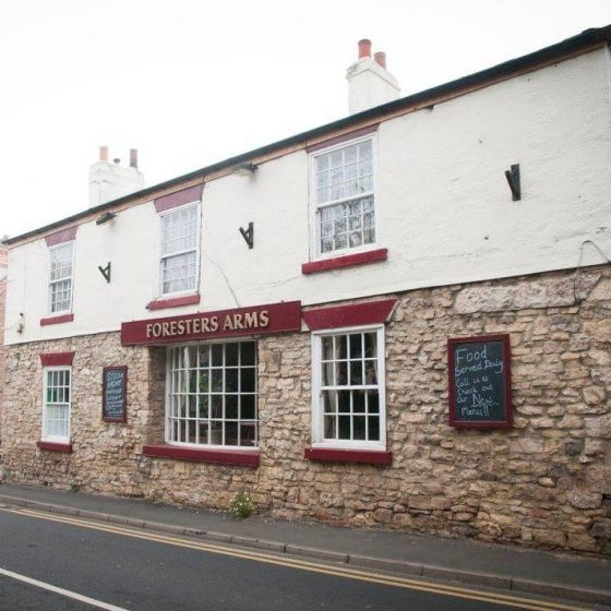 Plans to change Foresters Arms to offices have been submitted
