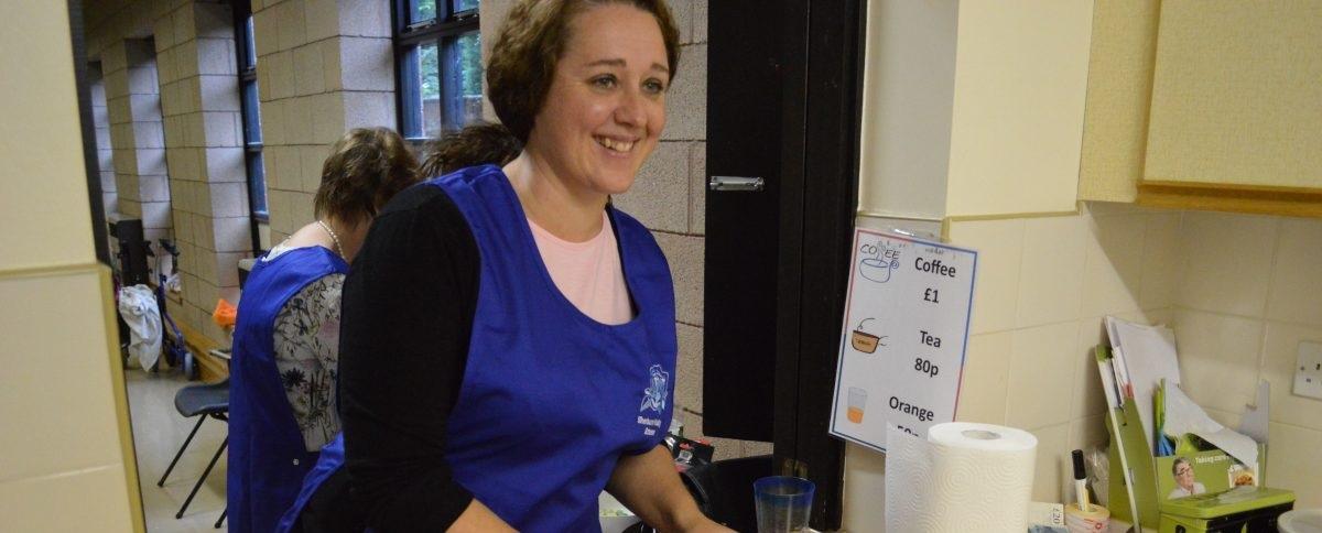 sherburn visiting scheme volunteer