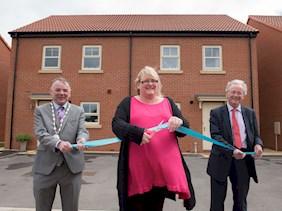 Affordable Housing Coming to Sherburn