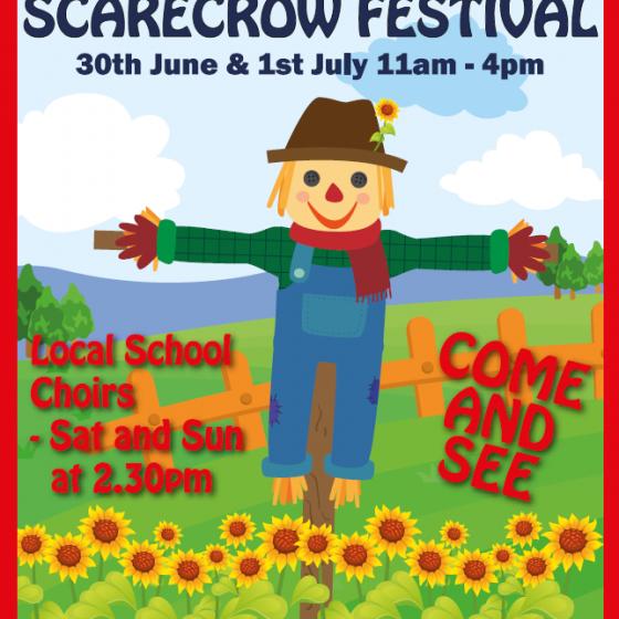 Barkston Ash Scarecrow Festival
