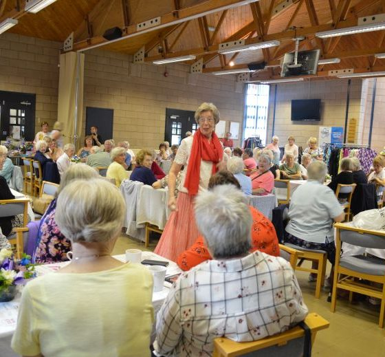 Dementia Day Fashion Show Success