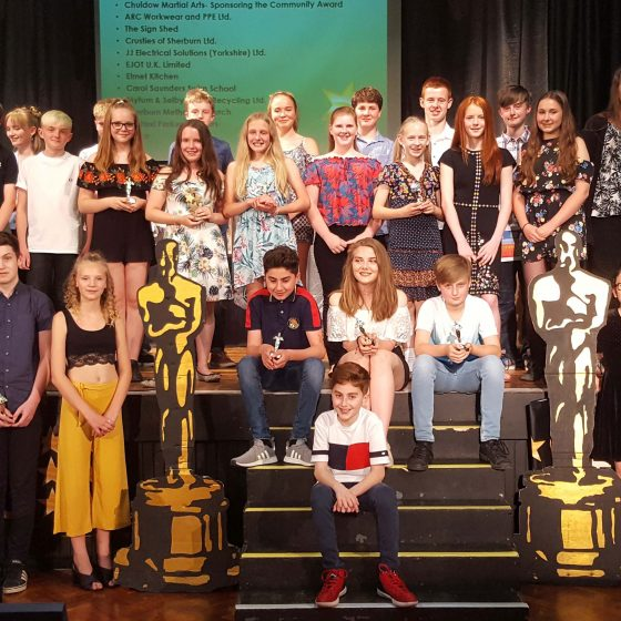 Sherburn High's Annual Sherbies Awards Evening