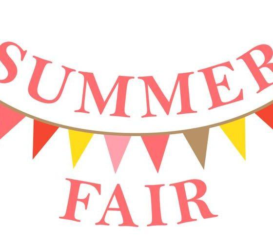 South Milford Primary School Summer Fair