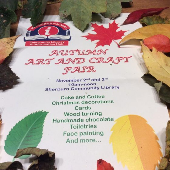 Autumn Art And Craft Fair