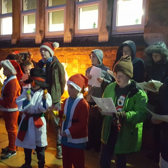 A Festive Afternoon at The Old Girls School