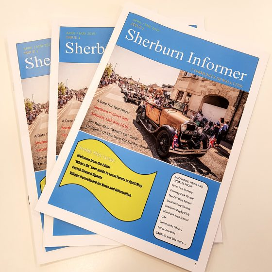 New Sherburn Informer Available to Read Now