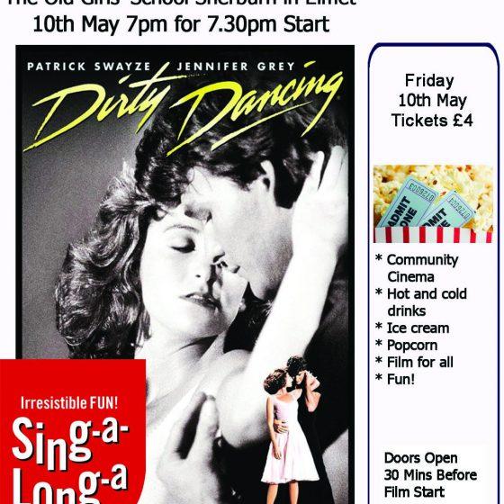 Sherburn Community Cinema – Dirty Dancing