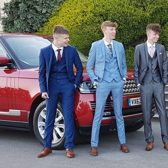 Sherburn High Prom, 2019