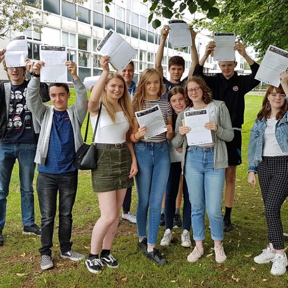 Sherburn High School GCSE Results 2019