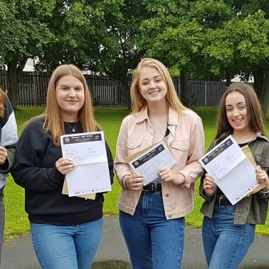 Sherburn High A-Level Results 2019