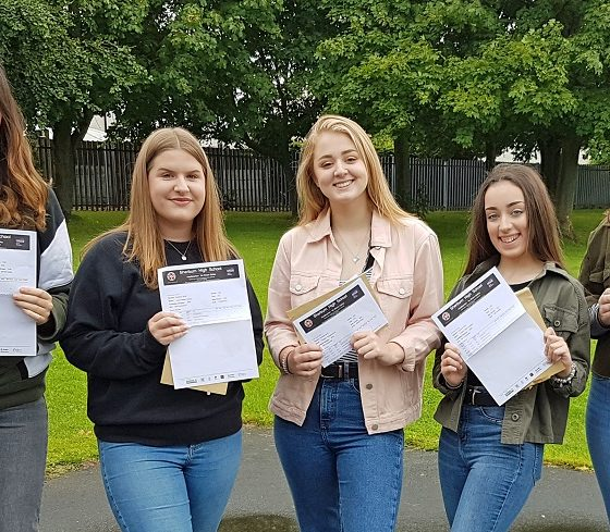 Sherburn High A-Level Results 2019
