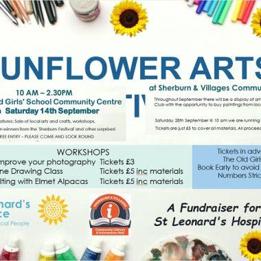 Sunflower Arts Festival