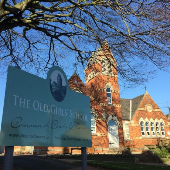 Old Girls' School Community Centre and Tearoom